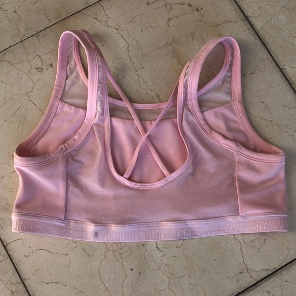 Under Armour Other - Pink Under Amour Sports Bra